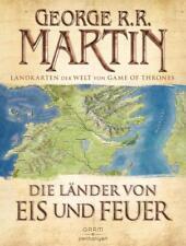 Die Länder von Eis und Feuer von George R. R. Martin (2016, Gebundene Ausgabe)