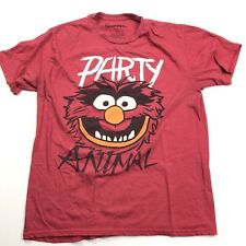 Disney The Muppets Party Animal XL T Shirt
