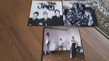THE JAM 3 LP JOBLOT PUNK/MOD