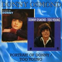 Donny Osmond - Portrait Of Donny / Too Young [CD]