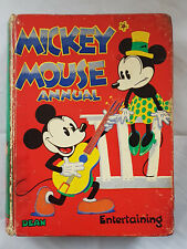 More details for mickey mouse annual 1936 published dean london 1935