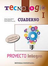 (15).CUAD.TECNOLOGIAS I (ESO).(INTEGRA). ENVÍO URGENTE (ESPAÑA)