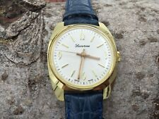 Lucerne handwinding swiss made watch NOS - leather strap
