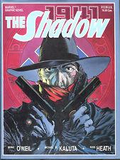 The Shadow: 1941-Denny O'Neil, Michael Wm. Kaluta, Russ Heath-1st Ed./DJ-1988