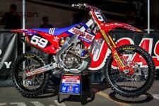 Lucas Oil TLD AMA Honda Graphics Kit CRF 450 R 2009 - 2012 CRF 250 R 2010 - 2013