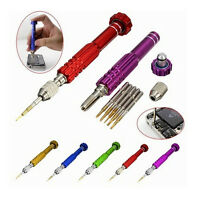 5 in 1 Precision Torx Screwdriver Cell Phone Watch Repair Mixed Set Tool Kit