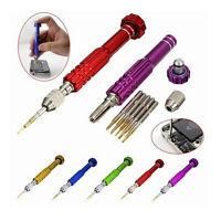 5 in 1 Precision Torx Screwdriver Cellphone Watch Repair Mixed Set Tool Kit LS