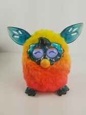 Furby Boom Crystal Series Ombre Yellow To Orange