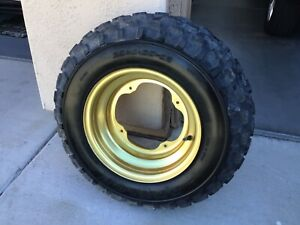 Yamaha Tri-Z 250 OEM Front Wheel and Tire 85-86