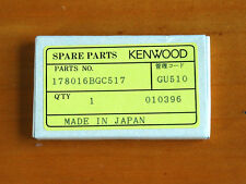NOS Kenwood parts 178016BGC517 NEC IC for KDC-500/5007/MP245/MP345U/S2007/S2009