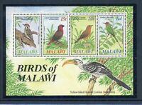 Malawi MiNr. Block65 postfrisch MNH Vögel (Vög2770