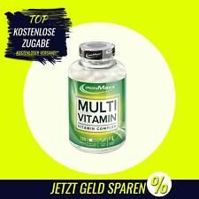 IronMaxx Multivitamin - 130 Kapseln - Vitamine, Mineralstoffe, Kapseln B0