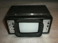 Vintage ELBEX EXM1601 Backup Camera Monitor TV ONLY Made In Japan ASIS UNTESTED