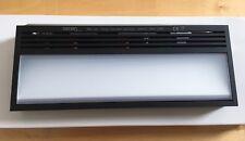 Serien Lighting SML WALL Medium schwarz LED 23W/2700K satinée/satinée Wandfluter