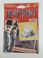 Fascinations Metal Earth Harry Potter 3D Metal Model Kits Rubeus Hagrid Hut