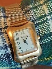 Vintage ladies gold Guess watch antique classical looking