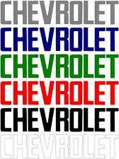 1967 1968 1969 1970 1971 1972 CHEVROLET FLEETSIDE tailgate decal