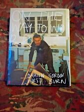 Damien Hirst - On The Way To Work - Hardback Book - BRAND NEW