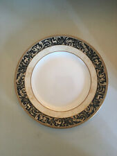 "Wedgwood 8"" Cornucopia Salad Plate Bone China- Free Shipping Via Usps"