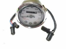 BRAND New Royal Enfield Speedometer White 0-160 Km
