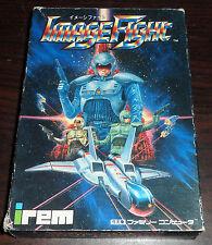 Nintendo Famicom. Image Fight. Irem