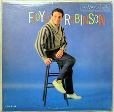 """FLOYD ROBINSON """"Self Titled"""" LP Mono RCA LPM-2162 Rockabilly NM 1st Pressing"""