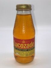 More details for late 70s unopened lucozade glass bottle