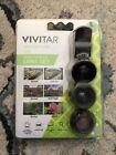 Vivitar 3-IN-1 Mobile Lens Set For Mobile Accessories Adventure On Smartphone