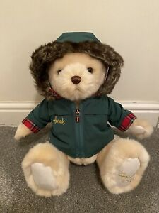BNWT HARRODS CHRISTMAS BEAR 2020 NICHOLAS 30cm SOLD OUT IN STORE