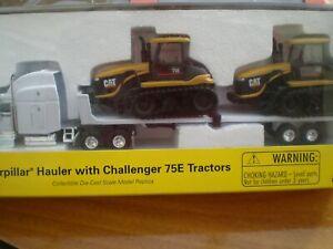Norscot 55082 Hauler with Challenger 75E CAT Tractors 5 Years & Upwards