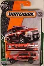 MATCHBOX #110 Ford Expedition, 2018 issue (NEW in BLISTER)