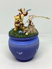 Bradford Editions Pooh's Honey Pot Adventures Ornament - A Wish for Friends