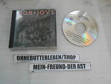 CD rock Bon Jovi-Slippery When Wet (10) canzone Polygram France