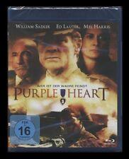 BLU-RAY PURPLE HEART - WER IST DER WAHRE FEIND? - WILLIAM SADLER + ED LAUTER **
