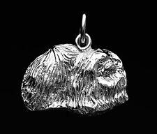 Pendentif Chien PEKINOIS  -  Pendant PEKINGESE  DOG