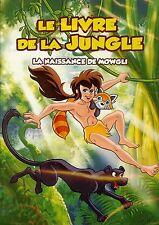 LE LIVRE DE LA JUNGLE - LA NAISSANCE DE MOWGLI /*/ DVD DESSIN ANIME NEUF/CELLO