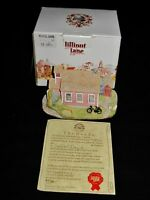 Lilliput Lane SCHOOL DAYS, American Landmark Series, w/Box