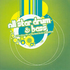 All Star Drum & Bass CD
