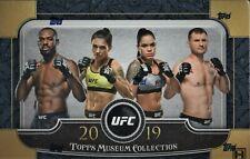 VALENTINA SHEVCHENKO 2019 TOPPS MUSEUM UFC 12 BOX FULLCASE BREAK AUTOS RELICS