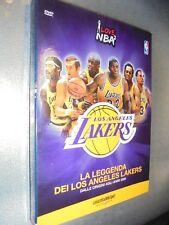 2 DVD I Love NBA 2 El Leyenda De los Angeles Lakers Desde Orígenes Años 2000