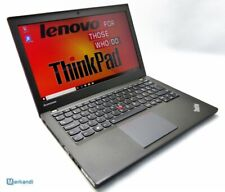 Lenovo Ultrabook Laptop ThinkPad t440s Intel i5 3.1GHz 8GB 128GB SSD Windows 10.