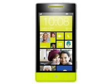 HTC Windows Phone 8s high-rise gris/amarillo [sin bloqueo SIM] bien