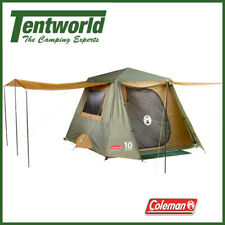 Coleman Instant Up 6 Person Fast Frame Camping Tent Gold Series