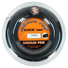 Signum PRO-Tornado 1.17mm/18G Stringa di tennis - 200 M Reel-GRATIS UK P & P