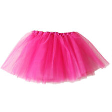 Excellent Quality Kids Baby Girls Ballet Tutu Skirt Fancy Skirts Dress Up Party