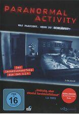 Paranormal Activity - Sensationserfolg in USA - Kult