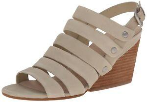 Naya Women's Lassie Wedge Sandal Taupe 8.5 M US