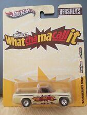 2011 Hot wheels HERSHEY'S series Whatchamacallit. '63 Studebaker Champ