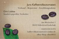 Jura S-Serie Wartung Kaffeevollautomat und weitere Modelle