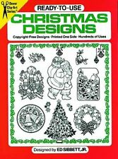 Ready-to-Use Christmas Designs (Dover Clip Art Rea